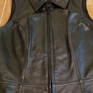 Wilsons Leather Maxima Jackets & Coats - Wilson Leather Vest Maxima w/FREE Accessories